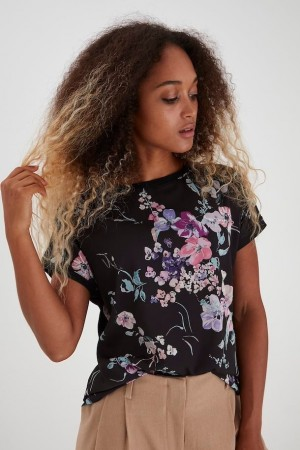 BYPANYA FLOWER TSHIRT SORT
