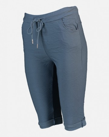 GEANY CAPRI  JEANS BLUE