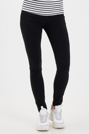 BYKEIRA JEGGINGS SORT